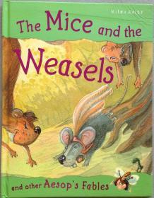 Miles Kelly 小短伊索寓言英文故#合集 少儿课外英语 Weasels