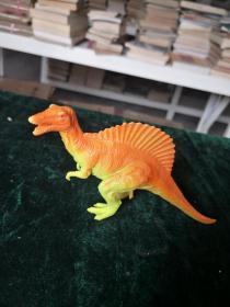 恐龙实心塑料玩具
