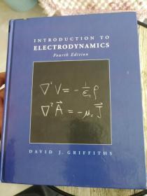 现货 Introduction to Electrodynamics 英文原版 电动力学导论  Pearson 培生