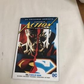SUPERMAN ACTION COMICS PATH OF DOOM