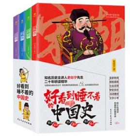 好看到睡不着的中国史 全4册