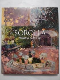 Sorolla painted gardens 华金索罗拉画笔下的花园