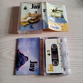 磁带周杰伦Jay(正版上海音像)