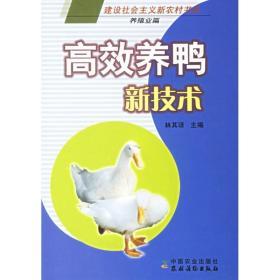 高效养鸭新技术(养殖业篇)