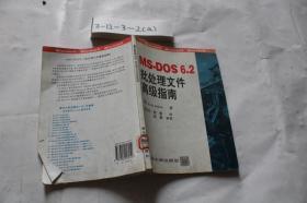 MS-DOS6.2批处理文件高级指南