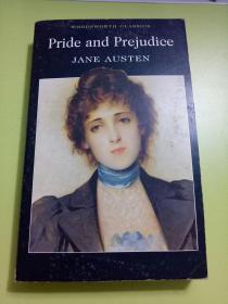 英文原版 Pride and Prejudice