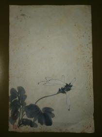 朵云轩木版水印:笺纸~乔木花卉