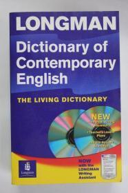英文原版 朗文现代英语词典longman  dictionary of contemporary english