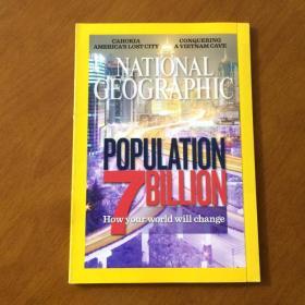 NATIONAL GEOGRAPHIC 2011 美国国家地理(英文版 )