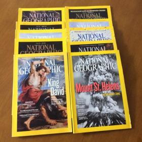 NATIONAL GEOGRAPHIC 2010 美国国家地理(英文版 10本合售)
