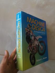 现货 Machine Design 5e 英文原版 机械设计 罗伯特.诺顿   Robert L. Norton  Mechanical Engineering Design   机械工程设计