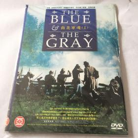 the blue the gray 南北军魂 上中下 三碟合售 DVD