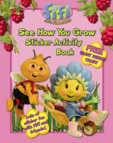 See How You Grow (fifi And The Flowertots, Sticker Activity Book)