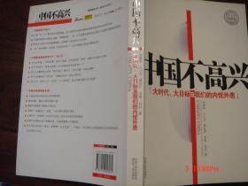 中国不高兴:大时代 大目标及内忧外患
