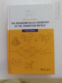 现货 The Organometallic Chemistry of the Transition Metals 英文原版 过渡金属有机化学 过渡金属的有机金属化学