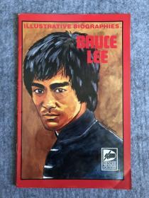 李小龙画册(绘本)bruce lee