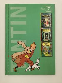 The Adventures of Tintin, Volume 7