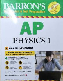 巴郎AP物理1教材 Barron's physics1