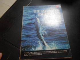 THE SALTWATER FISHERMAN\S BIBLE REVISED EDITION盐水渔人圣经修订版