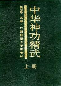 少林武术擒拿点穴,跌打秘方《中华神功精武》1617页分三册