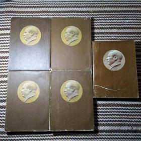 《毛泽东选集》1~5卷,品相保存的好