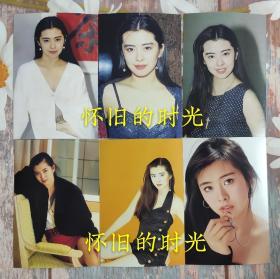 王祖贤6寸照片, 后期冲洗的,效果清晰,每张3元,15张起售,满120元包邮,品相如图,看好再下单,售出不退不换,有意者私聊。