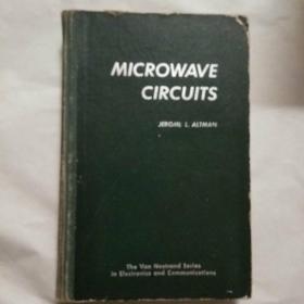 MICROWAVE  CIRCUITS微波电路【英文版】