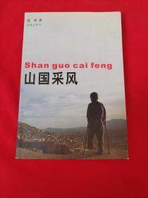 山国采风【本书是作者以小说和纪实形式表达在阿富汗的真实感受,介绍阿富汗的风土人情】