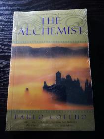 The Alchemist,炼金术士英文版,封面有勒痕,无笔记无划线,包邮,新疆,西藏,港澳台不包邮。