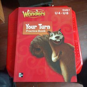 WONDERS   【grade1】U4-U6