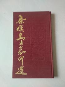秦汉鸟虫篆印选 精装本