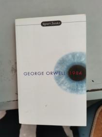 (正版) 1984   9780451524935