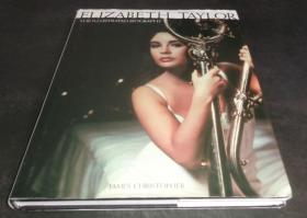 2手英文 Elizabeth Taylor: The Illustrated Biography 伊丽莎白泰勒 seb69