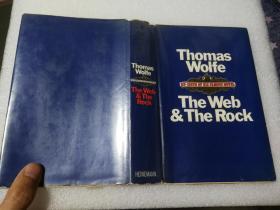 现货 the Web and the Rock 英文原版 蛛网与磬石 托马斯·沃尔夫 Thomas Wolfe
