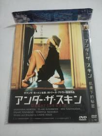 肌肤下的秘密 DVD电影 (著名导演克莱恩•阿德勒作品)