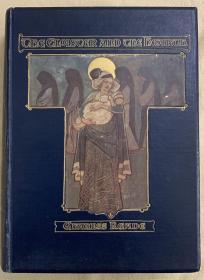 The Cloister and the Hearth《回廊与壁炉》著名高登•布朗绘本 初版本 20张绝美彩色插图