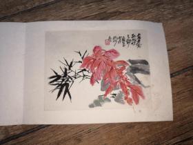 诸乐三水印花卉