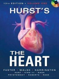 Hurst's The Heart, 13th Edition