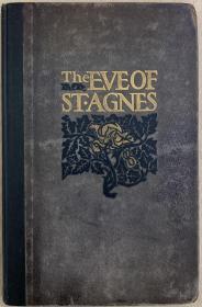 济慈诗集: The Eve of St. Agnes限印800册 版画家拉尔夫·弗莱彻·西摩插图并装饰