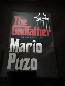 The Godfather  教父英文版,书脊和封面有勒痕,无笔记无划线,包邮。。