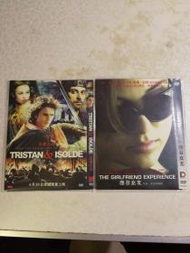 外国电影十种合售⑩  DVD