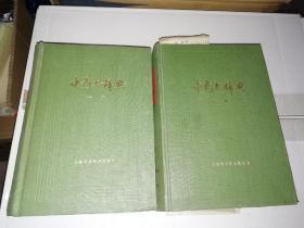 中药大辞典上下,中药大辞典附编,3册合售,全了