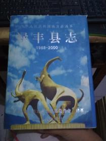 禄丰县志1988-2000