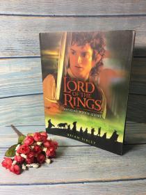 预售指环王官方电影指南 美版平装The Lord of the Rings Official Movie Guide