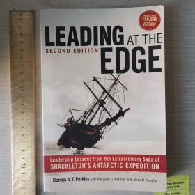 Leadership leading at the edge management ideas