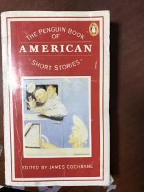 (正版 !!)THE PENGUIN BOOK OF AMERICAN SHORT STORIES