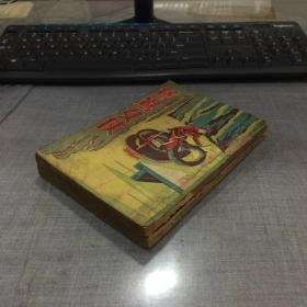 民国二十八年春明书局印行《鸳鸯女侠》上下两册全