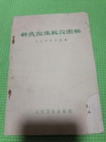 针灸临床取穴图解(实用中医类好书)