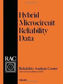 Hybrid Microcircuit Reliability Data-混合微电路可靠性数据