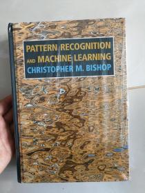 现货 Pattern Recognition and Machine Learning 英文原版 模式识别与机器学习